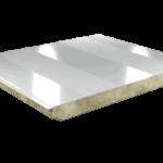 Panel sándwich fachada lana de roca acústico