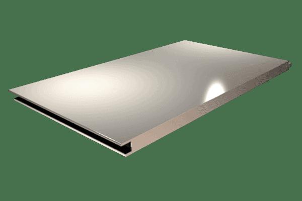 Panel liso sandwich de fachada